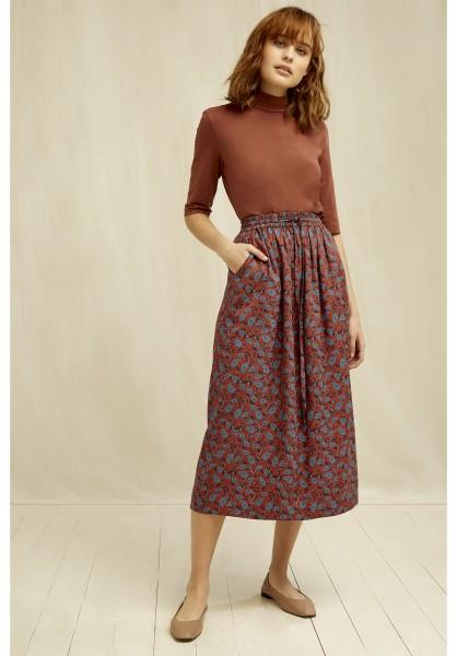 DANA - Paisley Skirt