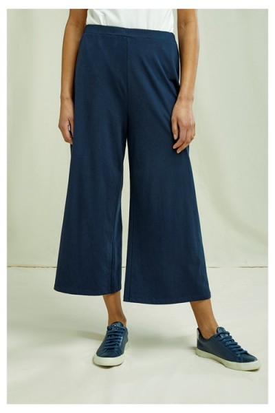 Culotte Hose - CHANDRE Trousers NAVY