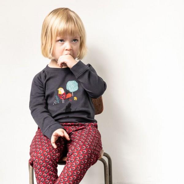 Sense-Organics Mädchen Raglan Shirt DENA