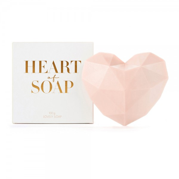 little heart of soap - die neue Seife von dearsoap
