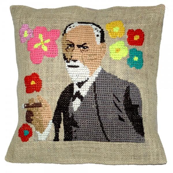 Kissen von Po!Paris Sigmund Freud