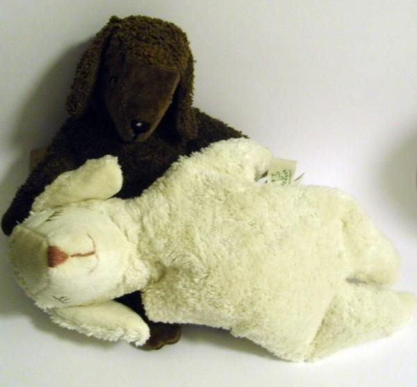 Senger Naturwelt- Kleines Schaf mit Kirschkernkissen/Senger