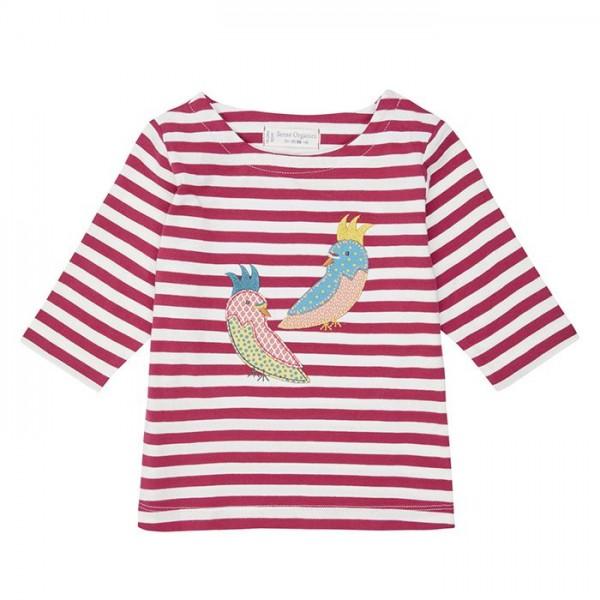 LOUISE mit 3/4 Arm ein freches und süßes T-Shirt