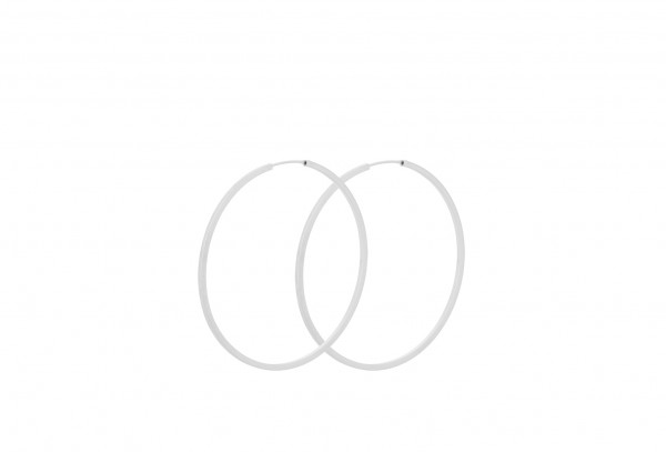 Pernille Corydon - Orbit Hoops Sterlingsilber