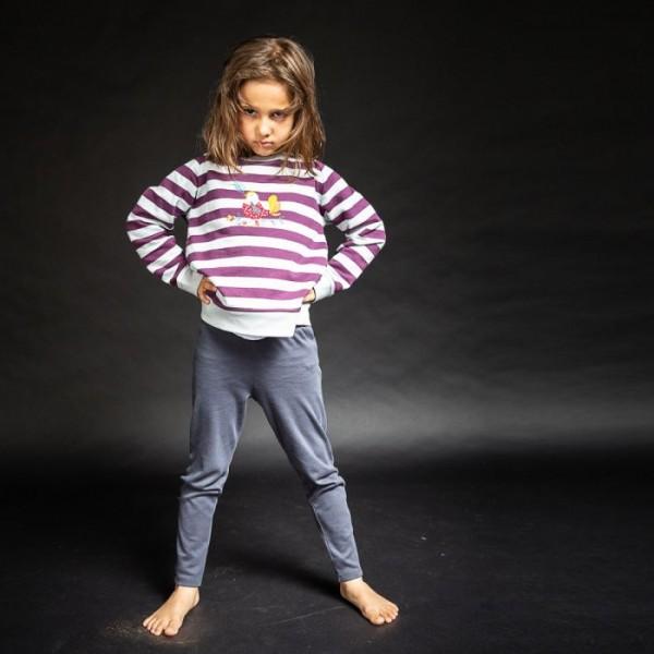 Sense-Organics LEOTIE Sweatshirt für Mädchen