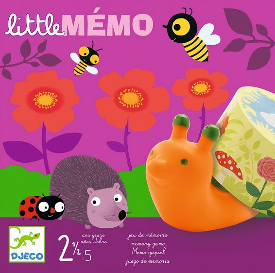 DJECO Erste Spiele: Little Memo - 2+