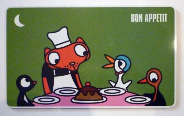 Frühstücksbrettchen von lololand - bon appetit
