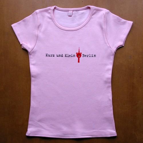 Kurz und Klein - Berlin T-Shirt