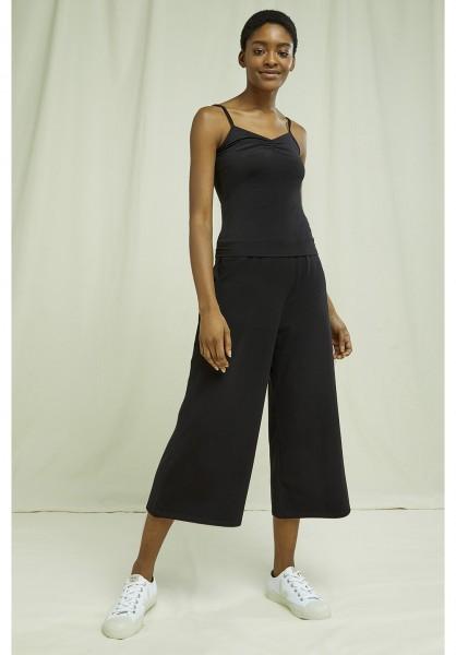 Culotte Hose - CHANDRE Trousers BLACK