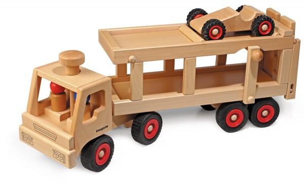 fagus 10.49 Autotransporter mit Knubbelauto Speedy