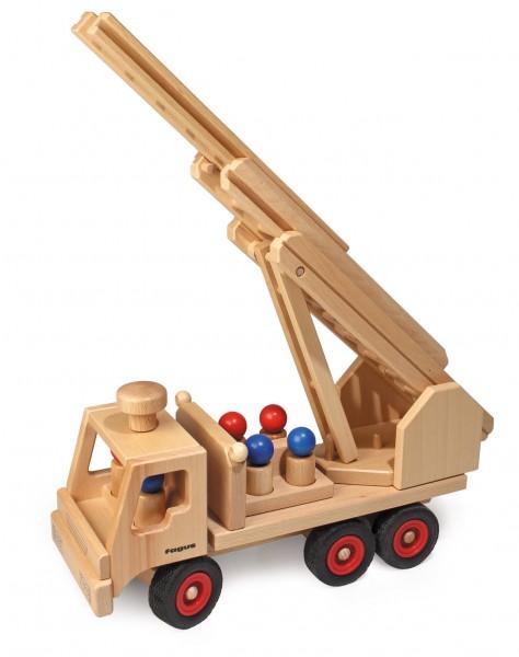 fagus Feuerwehr - Holzspielzeug