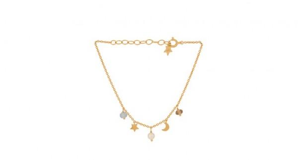 Pernille Corydon - Dream Bracelet aus Sterlingsilber mit 18 Karat vergoldet