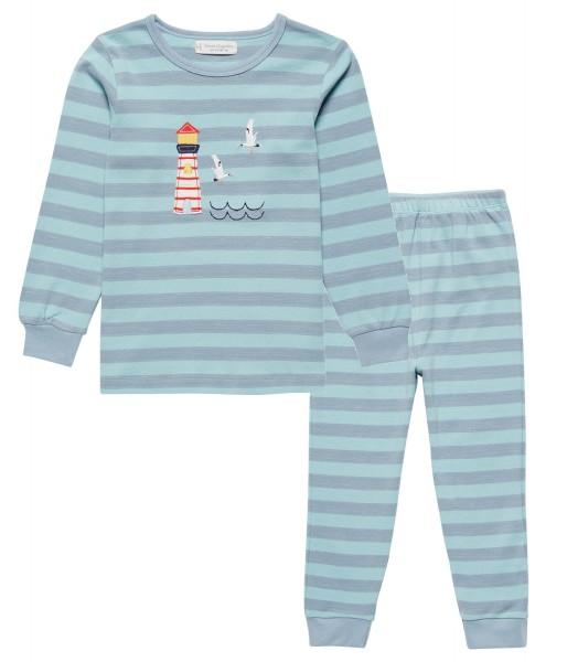 Pyjama Long John Leuchtturm