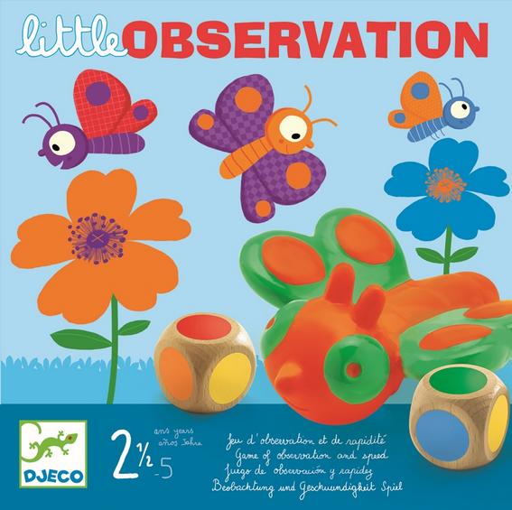 "DJECO Erste Spiele: Little Observation"" - 2+"