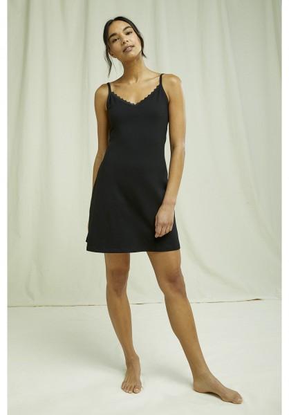 people Tree - Lace trim slip dress