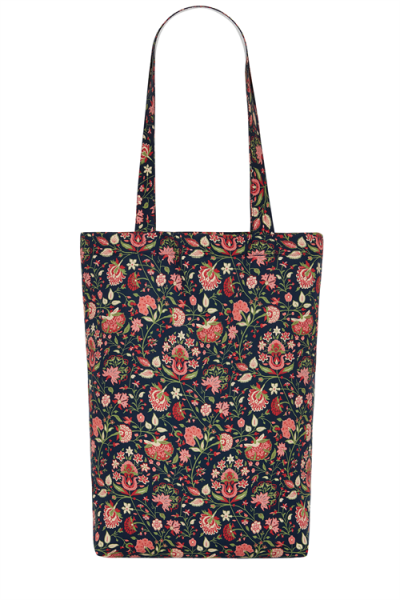 V&A Yasmin Print Shopping Bag