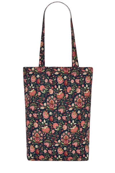 V&A Yasmin Print Shopping Bag