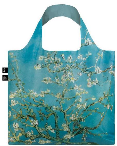 Loqi Tasche VAN GOGH/Almond Blossom Bag - Museumskollektion