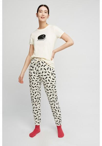 Cats Pyjama Tee