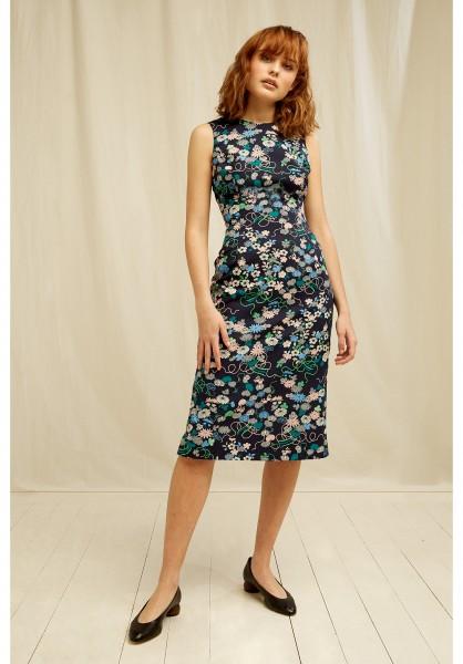 V&A Blumenkleid _ floral print dress
