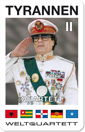 Weltquartett Tyrannen 2