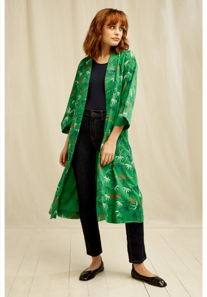 V & A Bamboo Jacket von People Tree aus Tencel